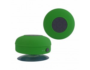 MINI CAIXA DE SOM WATERPROF SHOWER VERDE