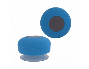 MINI CAIXA DE SOM WATERPROF SHOWER AZUL
